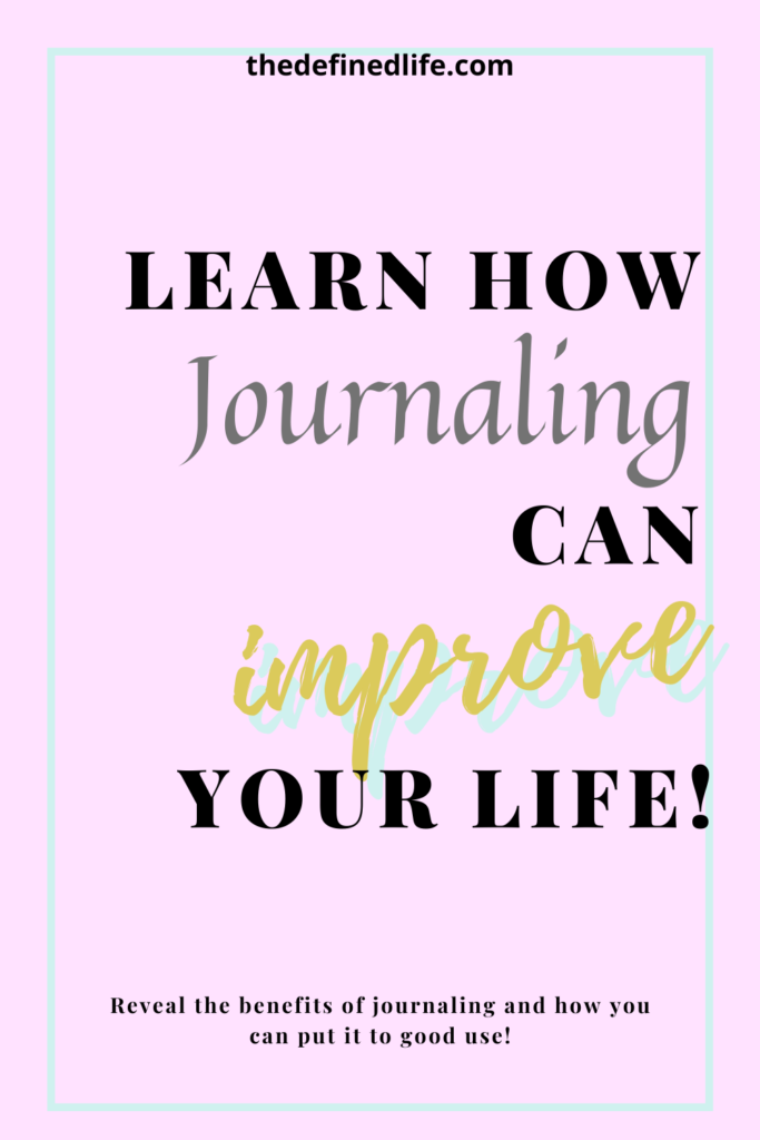 Does journaling help improve your life? Read my story and understand how journaling benefits your well-being.
